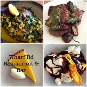wharf rd food
