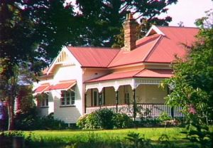 eureka - australian country house