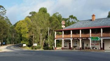 Country pub at Cann River