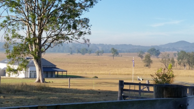 Hunter Valley cottage