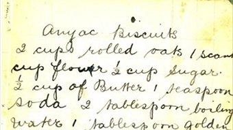 pre 1920s recipe
