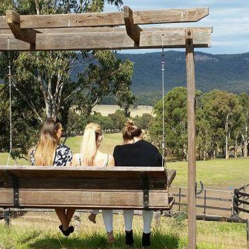 Gotta love a swing seat